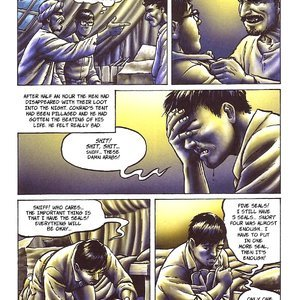 Eurotica Comics Arsinoe - Issue 3 gallery image-005