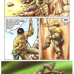 Eurotica Comics Arsinoe - Issue 3 gallery image-006