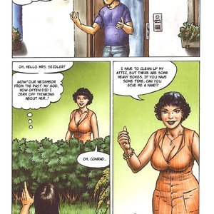 Eurotica Comics Arsinoe - Issue 3 gallery image-008