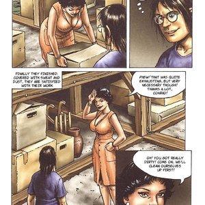 Eurotica Comics Arsinoe - Issue 3 gallery image-009