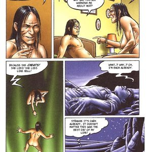 Eurotica Comics Arsinoe - Issue 3 gallery image-025