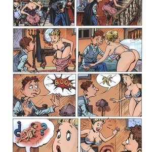 Eurotica Comics Grin and Bare It gallery image-043