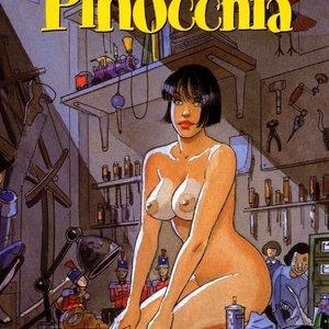 Pinnocia Eurotica Comics