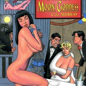 Riviera Moon Goddess Eurotica Comics