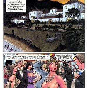 Eurotica Comics Riviera Moon Goddess gallery image-006