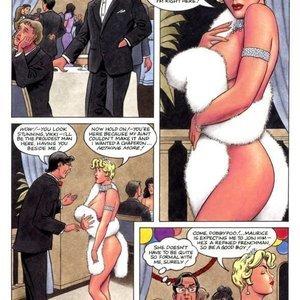 Eurotica Comics Riviera Moon Goddess gallery image-007