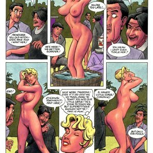 Eurotica Comics Riviera Moon Goddess gallery image-036