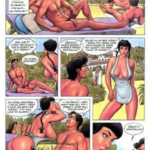 Eurotica Comics Riviera Moon Goddess gallery image-038