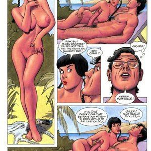 Eurotica Comics Riviera Moon Goddess gallery image-039