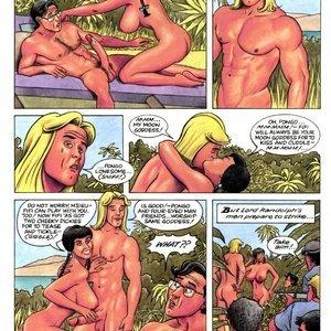 Eurotica Comics Riviera Moon Goddess gallery image-041