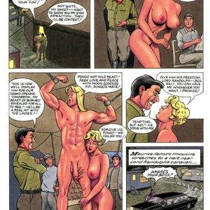 Eurotica Comics Riviera Moon Goddess gallery image-043