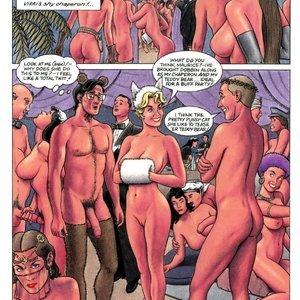 Eurotica Comics Riviera Moon Goddess gallery image-045