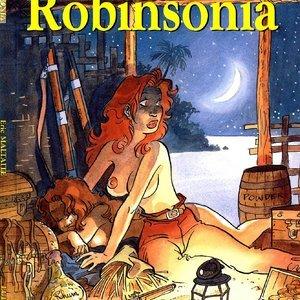Robinsonia Eurotica Comics