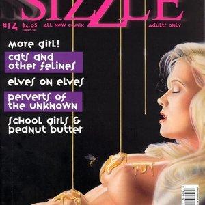 Sizzle 14 Sex Comics