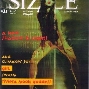 Sizzle 21 Sexy Porn Comics