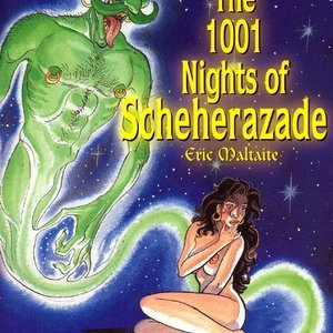 The 1001 Nights Of Scheherazade (Eurotica Comics) thumbnail