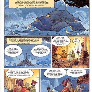 Eurotica Comics The 1001 Nights Of Scheherazade gallery image-002