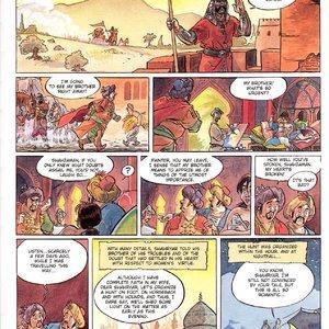 Eurotica Comics The 1001 Nights Of Scheherazade gallery image-004