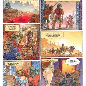 Eurotica Comics The 1001 Nights Of Scheherazade gallery image-009