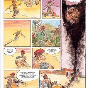 Eurotica Comics The 1001 Nights Of Scheherazade gallery image-012
