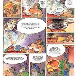 Eurotica Comics The 1001 Nights Of Scheherazade gallery image-015