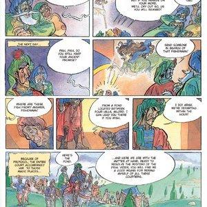 Eurotica Comics The 1001 Nights Of Scheherazade gallery image-016