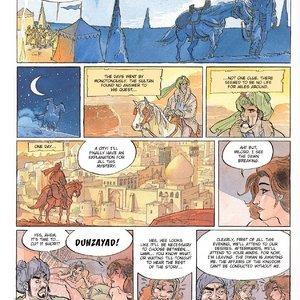 Eurotica Comics The 1001 Nights Of Scheherazade gallery image-017