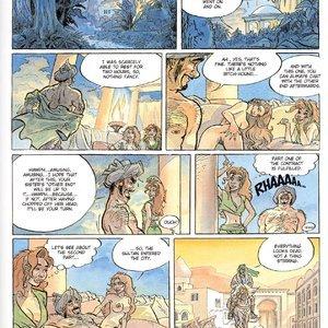 Eurotica Comics The 1001 Nights Of Scheherazade gallery image-018