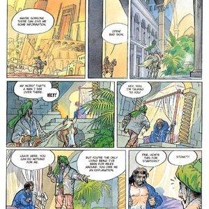 Eurotica Comics The 1001 Nights Of Scheherazade gallery image-019