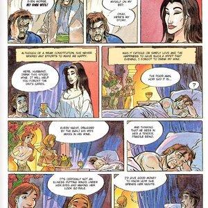 Eurotica Comics The 1001 Nights Of Scheherazade gallery image-020