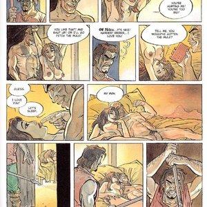 Eurotica Comics The 1001 Nights Of Scheherazade gallery image-022