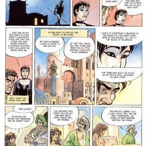 Eurotica Comics The 1001 Nights Of Scheherazade gallery image-023