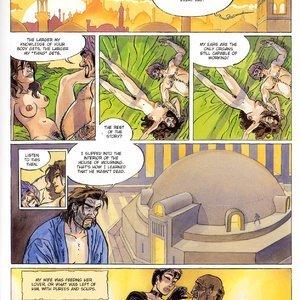 Eurotica Comics The 1001 Nights Of Scheherazade gallery image-024