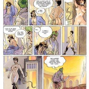 Eurotica Comics The 1001 Nights Of Scheherazade gallery image-026