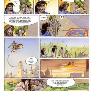 Eurotica Comics The 1001 Nights Of Scheherazade gallery image-029