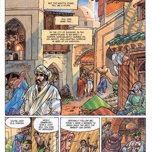 Eurotica Comics The 1001 Nights Of Scheherazade gallery image-030
