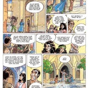 Eurotica Comics The 1001 Nights Of Scheherazade gallery image-031