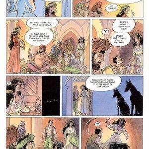 Eurotica Comics The 1001 Nights Of Scheherazade gallery image-035