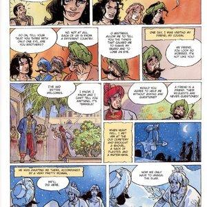 Eurotica Comics The 1001 Nights Of Scheherazade gallery image-038