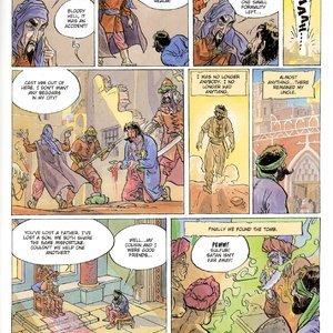 Eurotica Comics The 1001 Nights Of Scheherazade gallery image-039