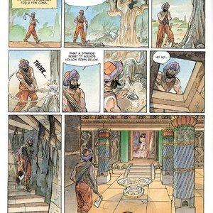 Eurotica Comics The 1001 Nights Of Scheherazade gallery image-042