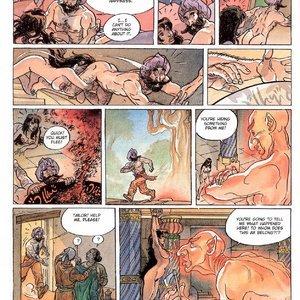 Eurotica Comics The 1001 Nights Of Scheherazade gallery image-044