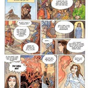 Eurotica Comics The 1001 Nights Of Scheherazade gallery image-046