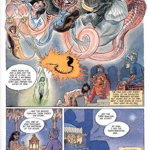 Eurotica Comics The 1001 Nights Of Scheherazade gallery image-047
