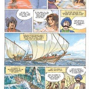 Eurotica Comics The 1001 Nights Of Scheherazade gallery image-048