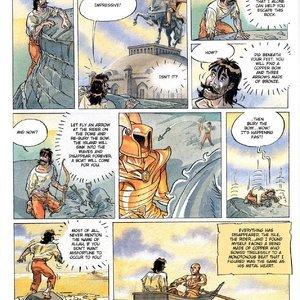 Eurotica Comics The 1001 Nights Of Scheherazade gallery image-050