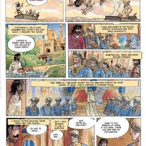 Eurotica Comics The 1001 Nights Of Scheherazade gallery image-051