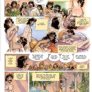Eurotica Comics The 1001 Nights Of Scheherazade gallery image-053