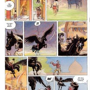 Eurotica Comics The 1001 Nights Of Scheherazade gallery image-054