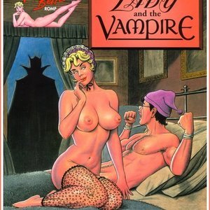 The Lady and the Vampire (Eurotica Comics) thumbnail